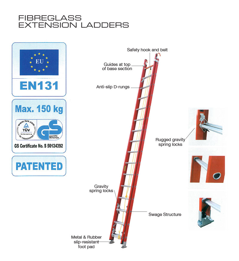 Fibreglass_extension_ladders_maxi_ladders