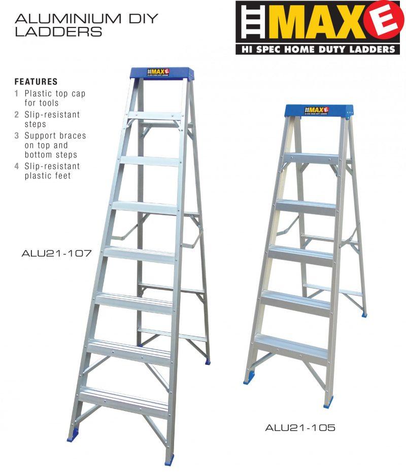 MAXE-Alumnium-Ladders